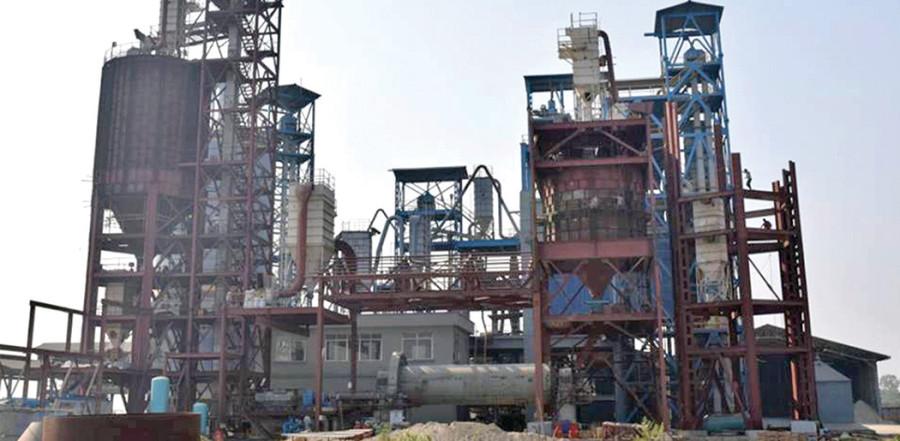 प्रदूषणको स्रोत : मध्यसहरका उद्योग