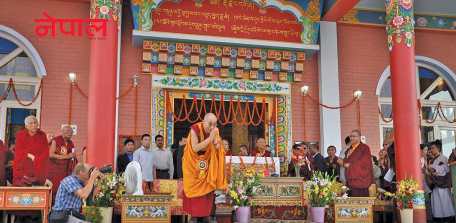 अमेरिकाको तिब्बत कार्ड