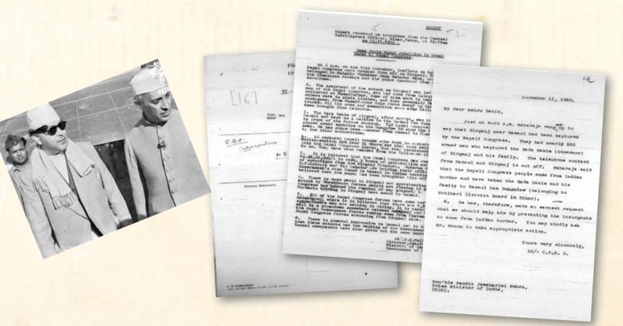 भारतीय गोप्य दस्तावेजमा सात सालको क्रान्ति