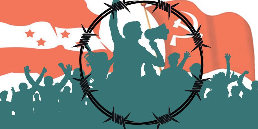 दलीय घेराभित्रै खुम्चिएको युवा पुस्ता [युवा नेतृत्व : नेपाल बहस- ८]