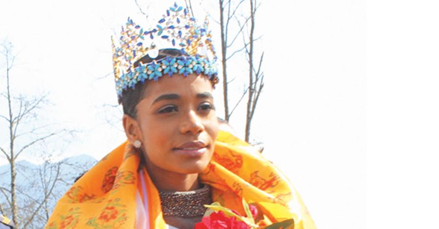 विश्व सुन्दरीको नेपाल यात्रा