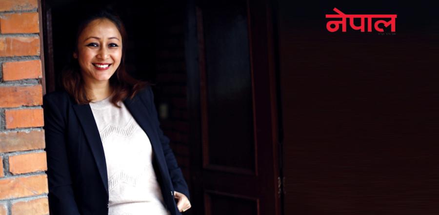 'जिउने शैली बदल्न नेपाल भ्रमण'