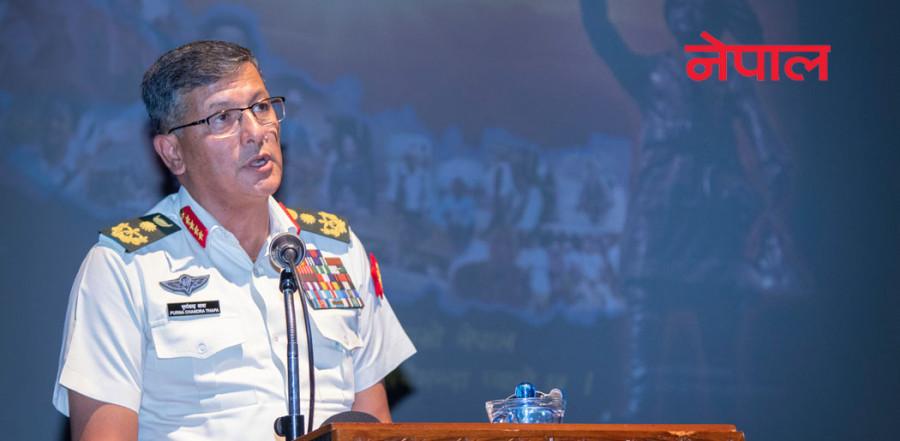 सेनापति आफैँ सुधारका बाधक