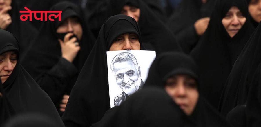 इरानमाथि जे भयो, त्यो अमेरिकालाई पनि हुन सक्छ