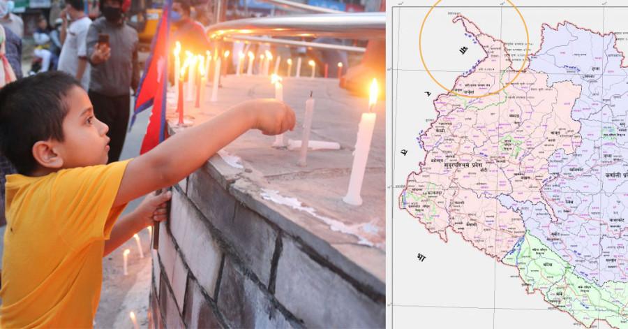 नेपालको अभूतपूर्व एकताबाट भारतमाथि दबाब