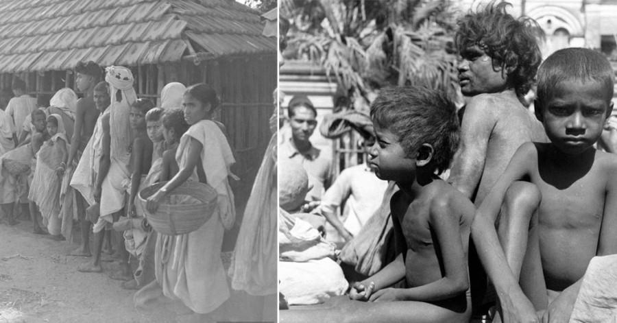 बंगाल-बिहारमा अनिकाल लाग्दा नेपालले खाद्यान्न निर्यात गरेको त्यो बेला