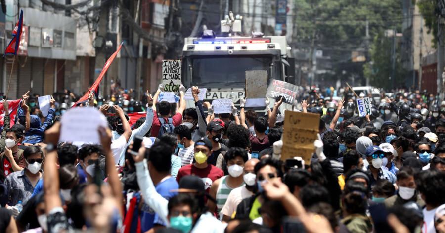 राजनीति, युवा नेतृत्व र युवा पुस्ता [युवा नेतृत्व : नेपाल बहस- ५]